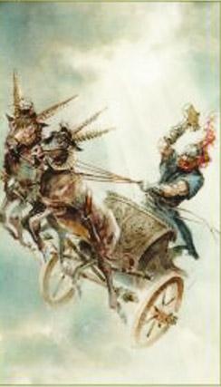 колесница Тора
