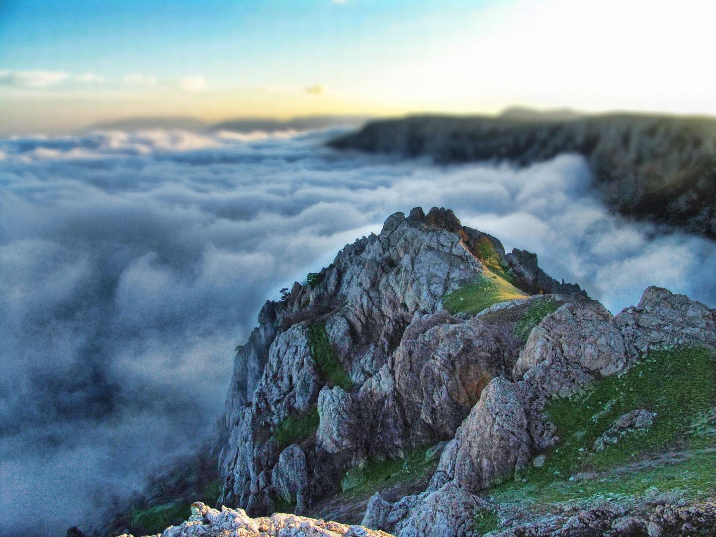 Гора Фетчей