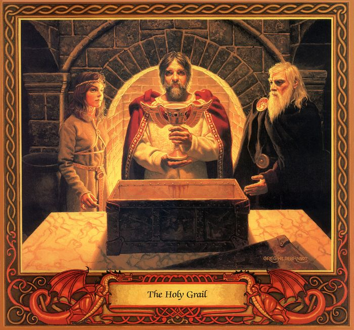 greg_hildebrandt_the_holy_grail