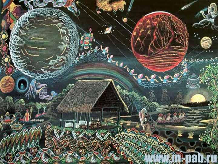 shaman world