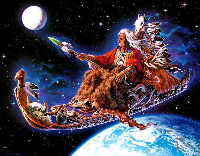 shamans last journey