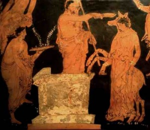 agamemnon sacrifice