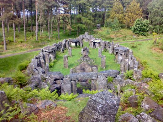 druid-circle