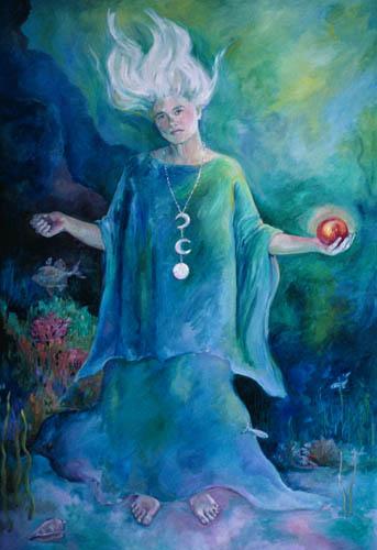 sea goddess
