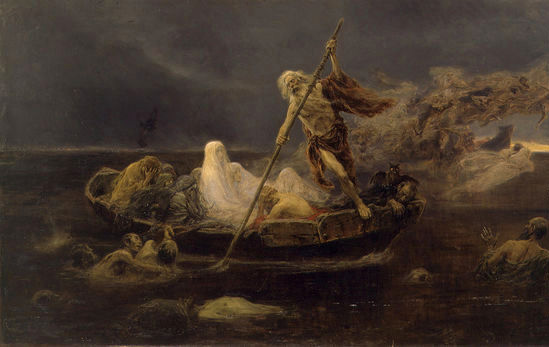 the-barque-of-charon