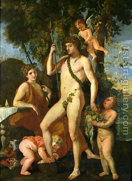 Bacchus,-Dionysus