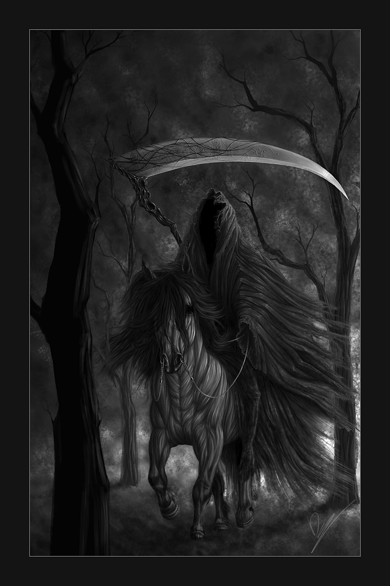 Death_Reaper_with_his_Steed_by_Deftonys_muse