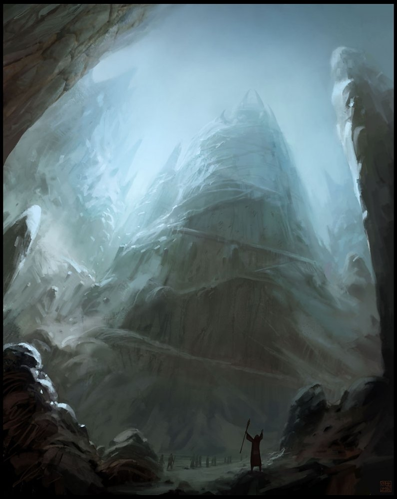 mountain_castle_by_hideyoshi