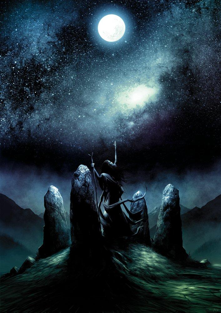 druidess by_jh1873