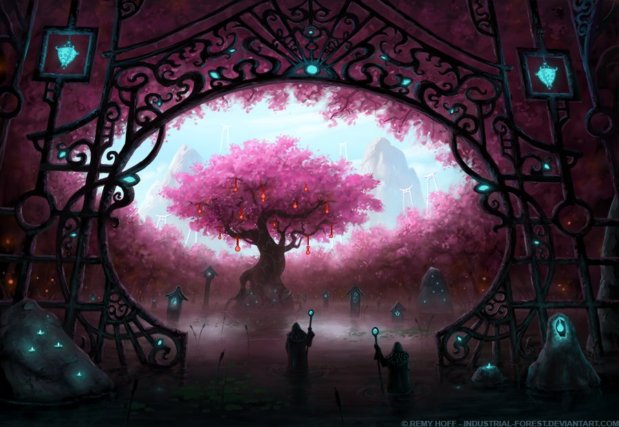 entrance_to_the_sacred_tree_ii_by_industrial_forest