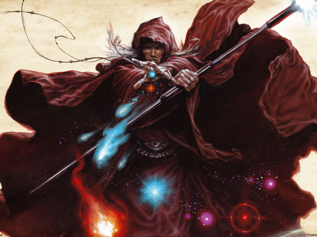Fantasy-Magician
